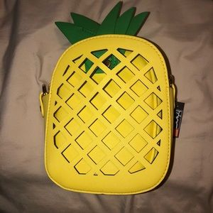 Pineapple cross body